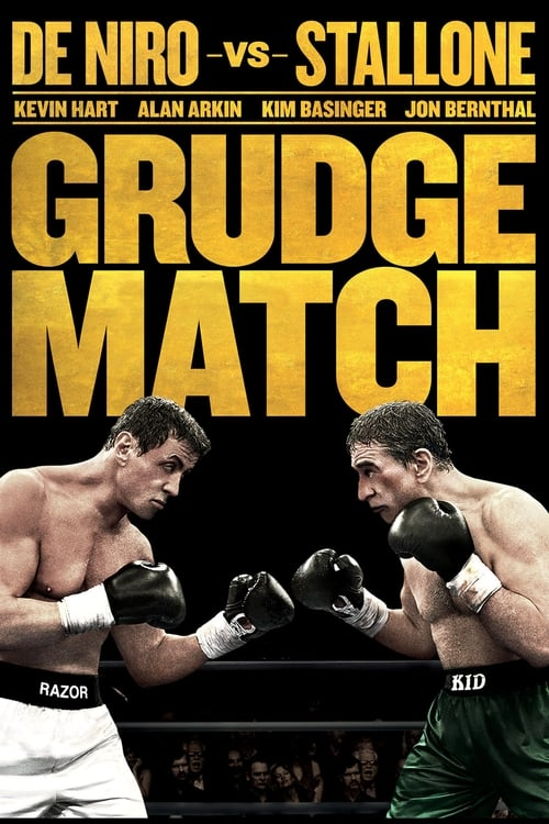 Grudge Match - Poster