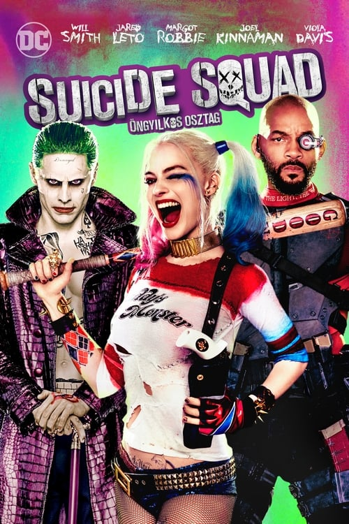 Streaming Suicide Squad (2016) Full Movie