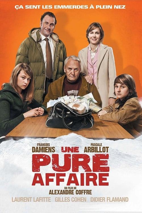 شاهد الفيلم Une pure affaire في نوعية جيدة