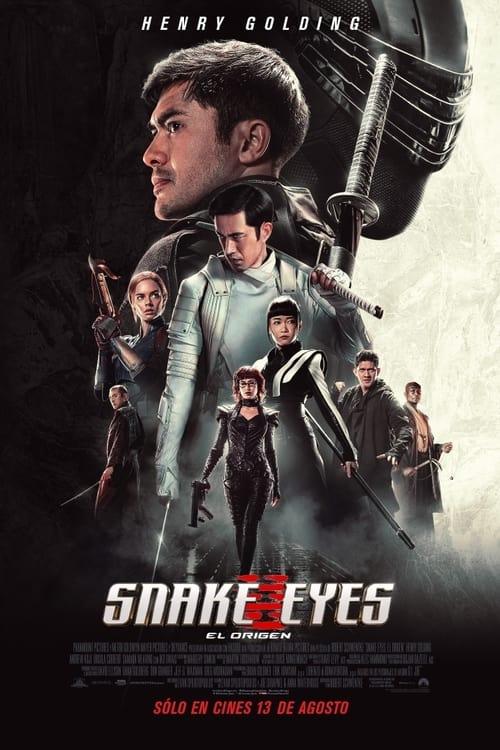 Descargar Snake Eyes: El origen en torrent