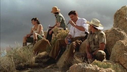 Bones: Season 1 – Episod The Skull in the Desert