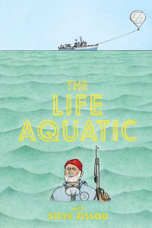 Download The Life Aquatic with Steve Zissou (2004) Full Movie
