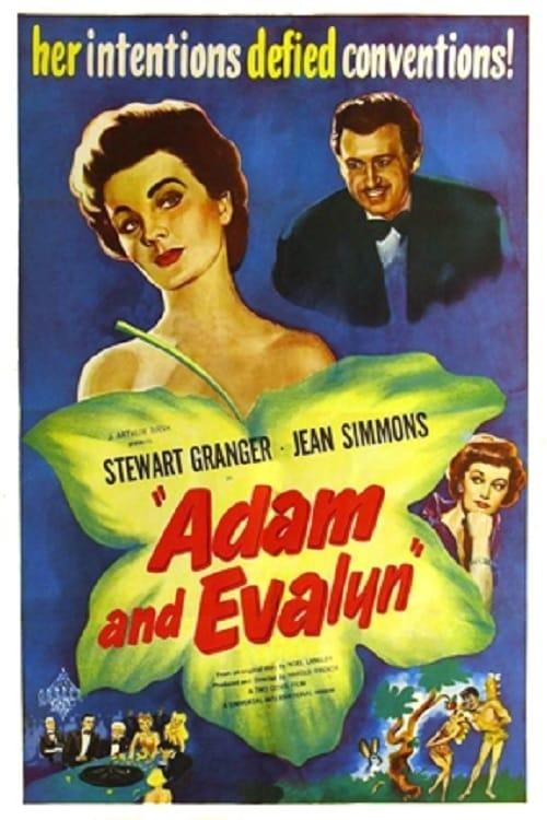 Adam and Evelyne