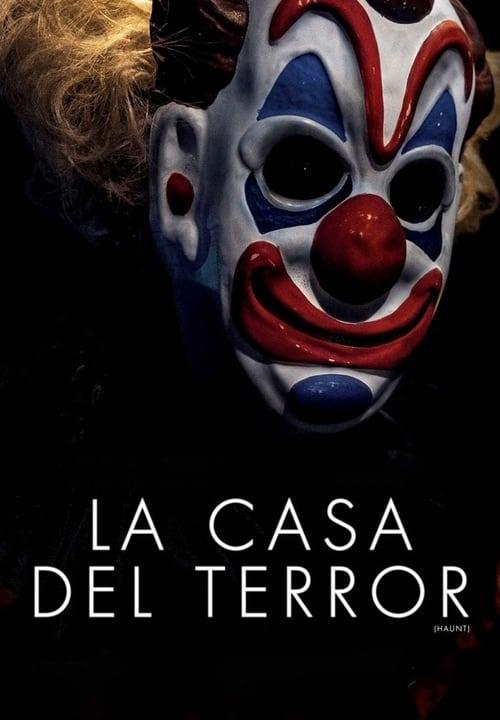 Ver La casa del terror (Haunt) Online