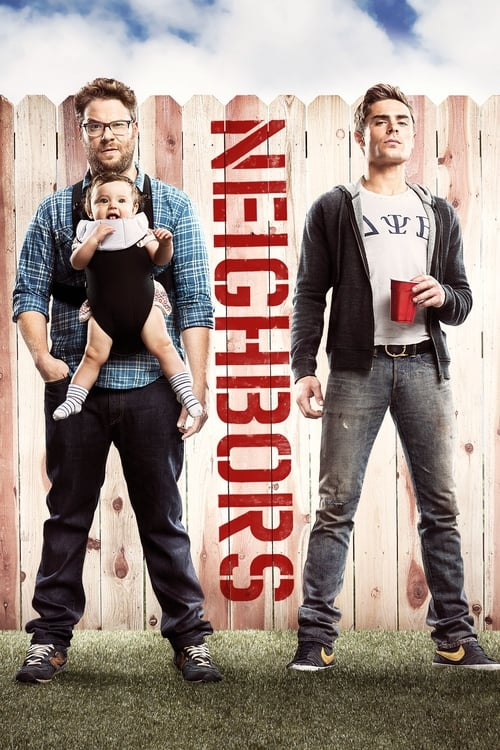 Neighbors - Poster