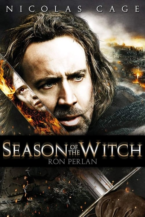 Poster for the movie, 'Season of The Witch'