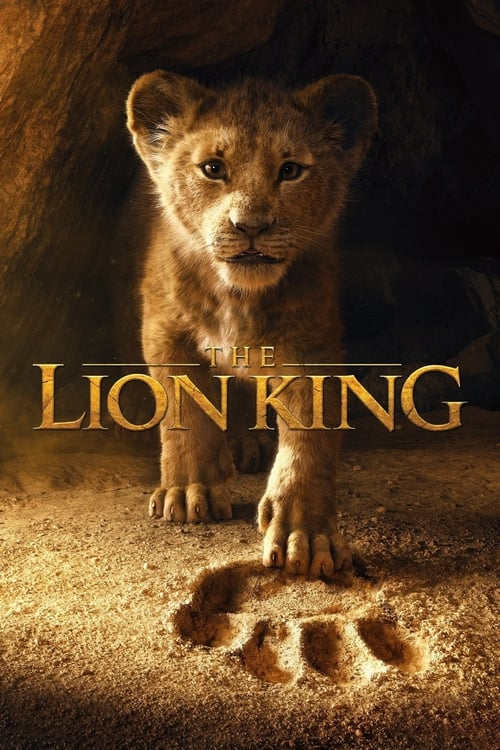 Lion King IMAX 2D Movie Poster