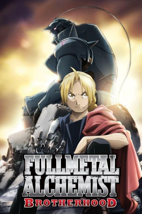 Fullmetal Alchemist: Brotherhood-Azwaad Movie Database