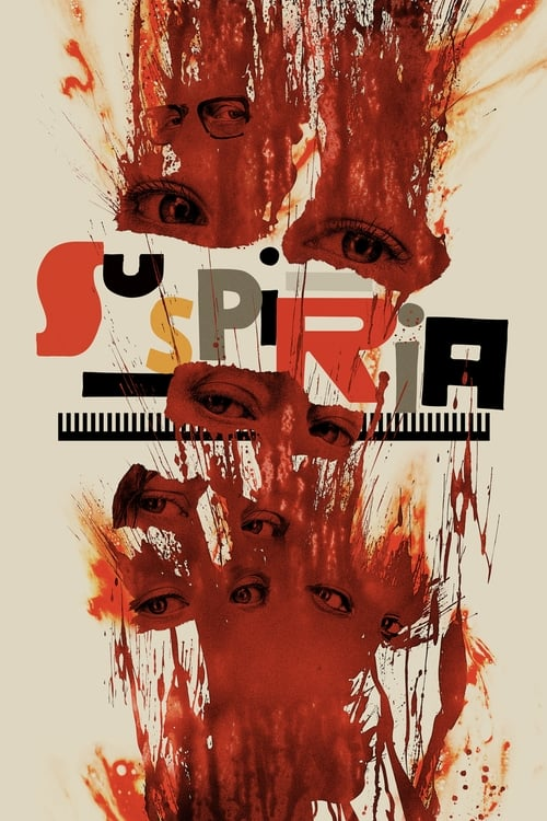 "Movie poster for ""Suspiria (2018)""."