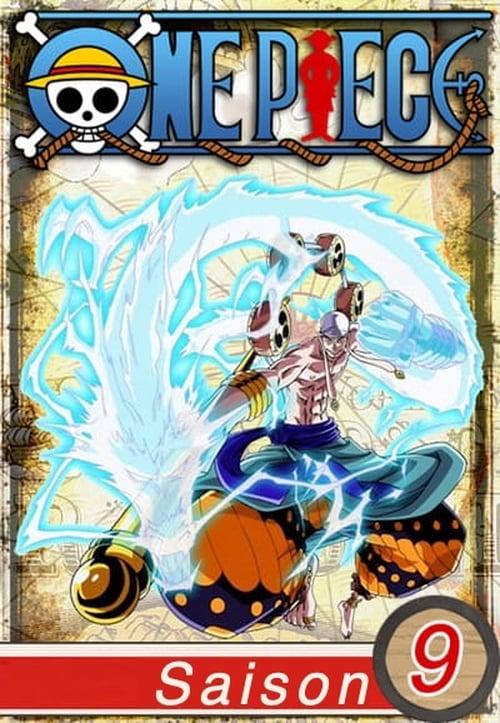 One Piece: Saison 9