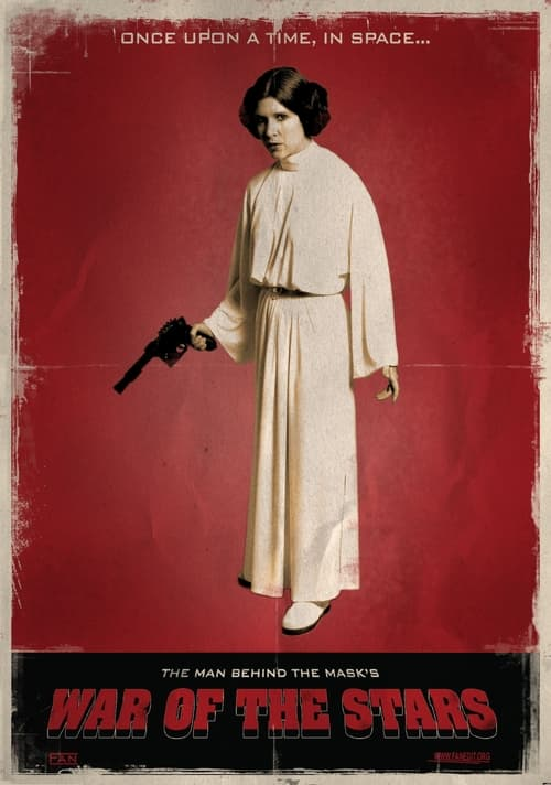 Largescale poster for The War of the Stars: A New Hope Grindhoused