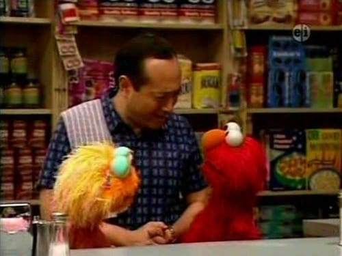 Sesame Street: Season 38 – Episod Abby Plays the Letter 'P' Game