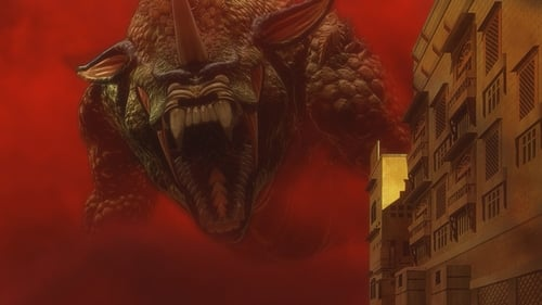 Godzilla Singular Point - Season 1 - Episode 10: Encipher