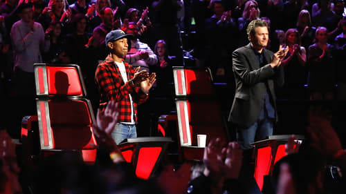 The Voice: Season 9 – Épisode Live Top 12 Performances