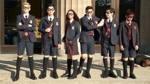 The Umbrella Academy izle