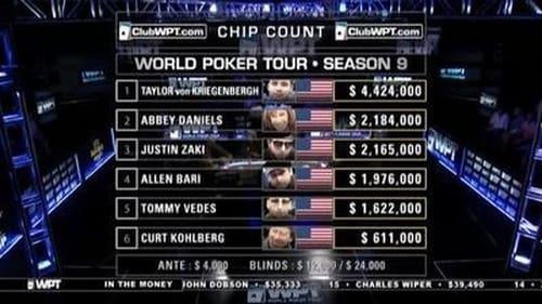 World Poker Tour 2011 Tv Show 300mb: Season 9 – Episode Seminole Hard Rock Showdown - Part 1