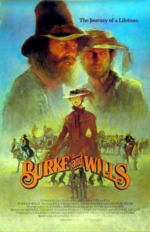 Mira La Película Burke & Wills Con Subtítulos En Español