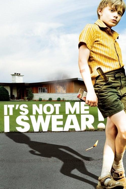 Largescale poster for C'est pas moi, je le jure!