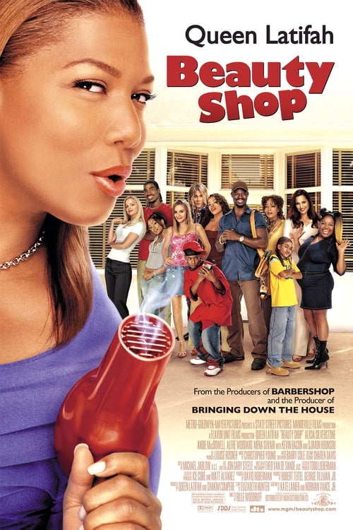 Streaming Beauty Shop (2005) Movie Free Online