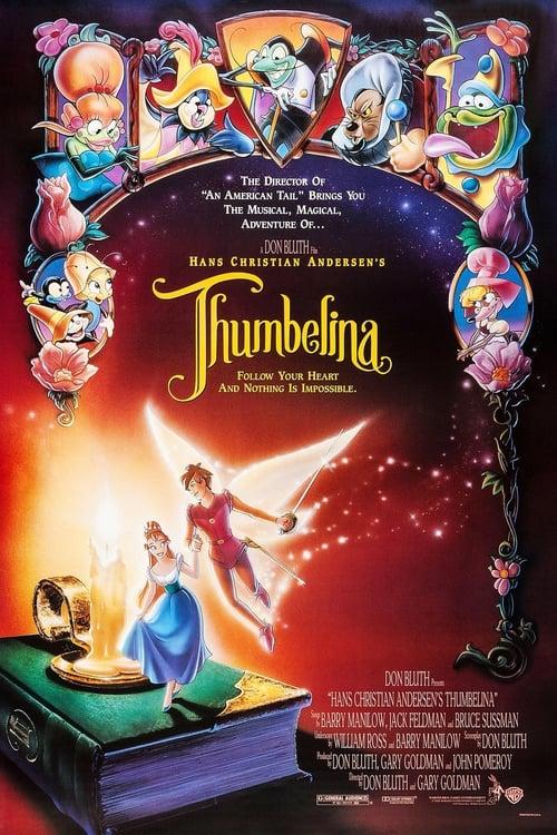 Thumbelina - Poster