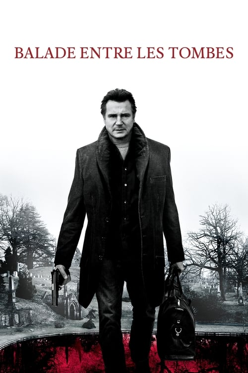 A Walk Among the Tombstones - Poster