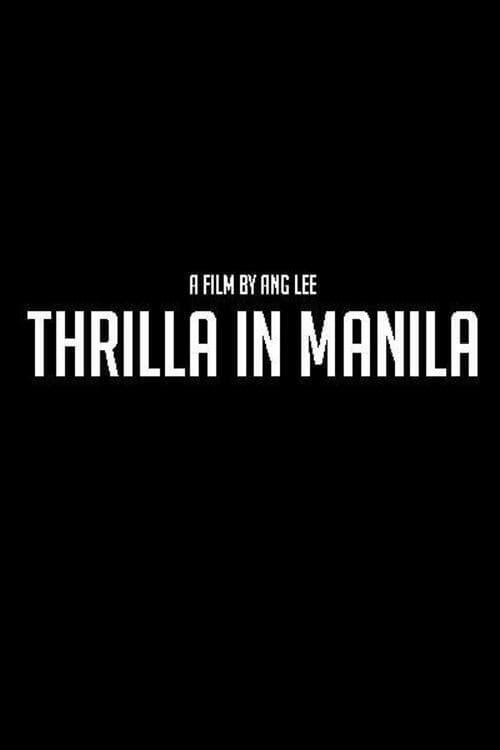 Thrilla in Manila (2022) Poster