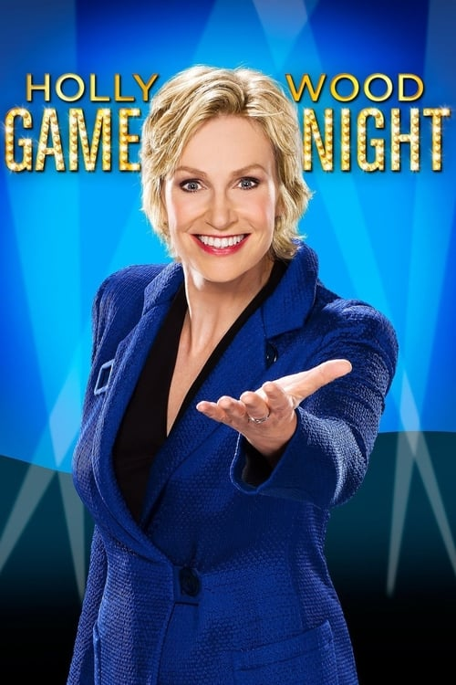 Hollywood Game Night cover