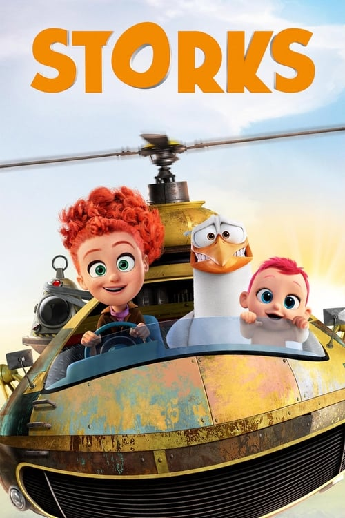 Storks - Poster