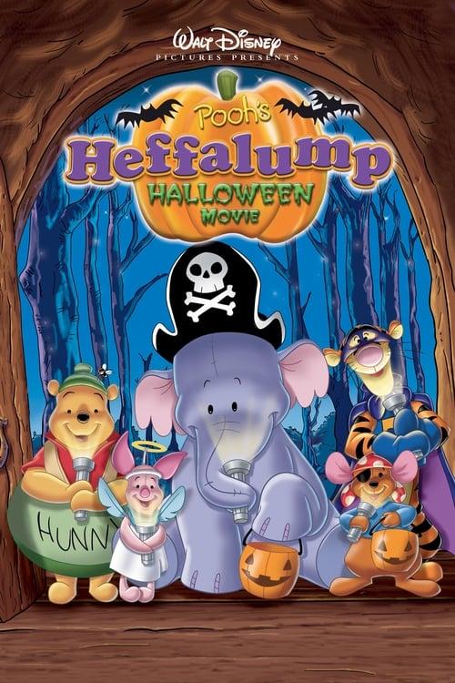 Película Winnie The Pooh y Heffalump en Halloween En Buena Calidad Gratis