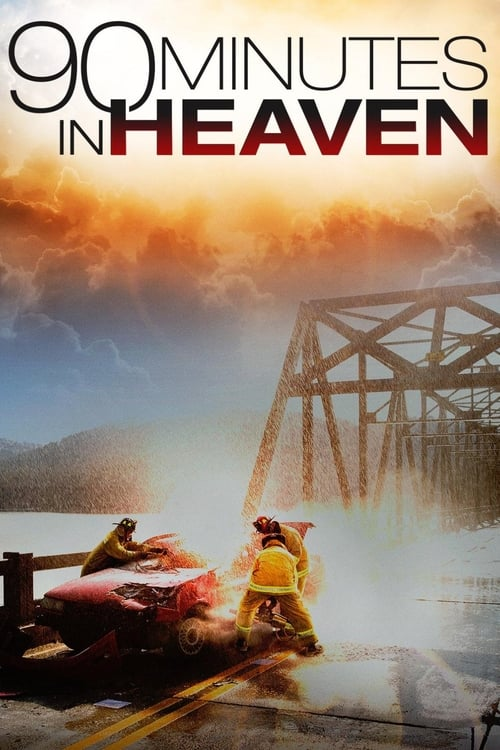 90 Minutes in Heaven - Poster