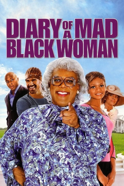 Diary of a Mad Black Woman Affiche de film