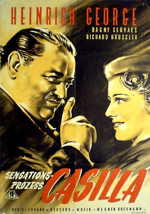 Regarde Le Film Sensationsprozess Casilla En Bonne Qualité Hd 720p
