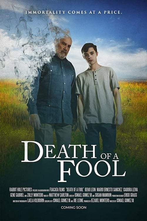 Death of a Fool Poster