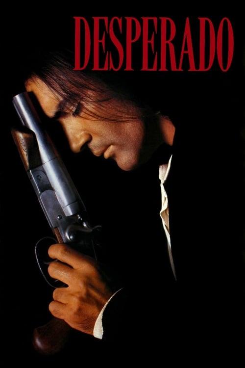 The poster of Desperado