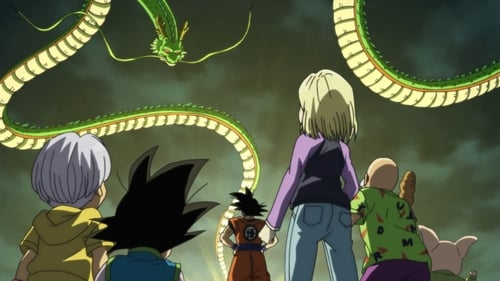 Dragon Ball Super: Season 1 – Episod Come Forth, Shenron! Whose Wish Shall Be Granted?!