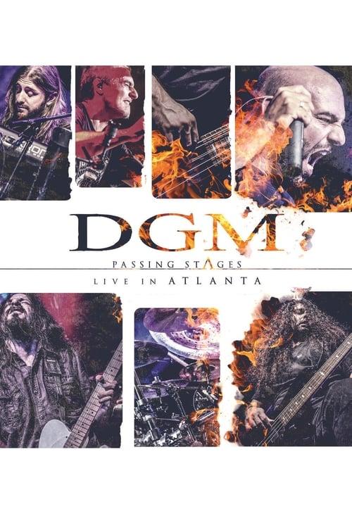 DGM - Live In Atlanta (2014)