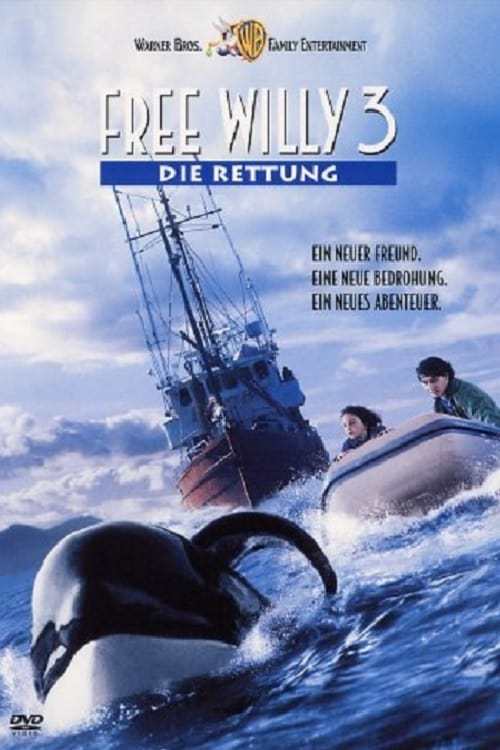 Free Willy 3 - Die Rettung - Familie / 1998 / ab 0 Jahre