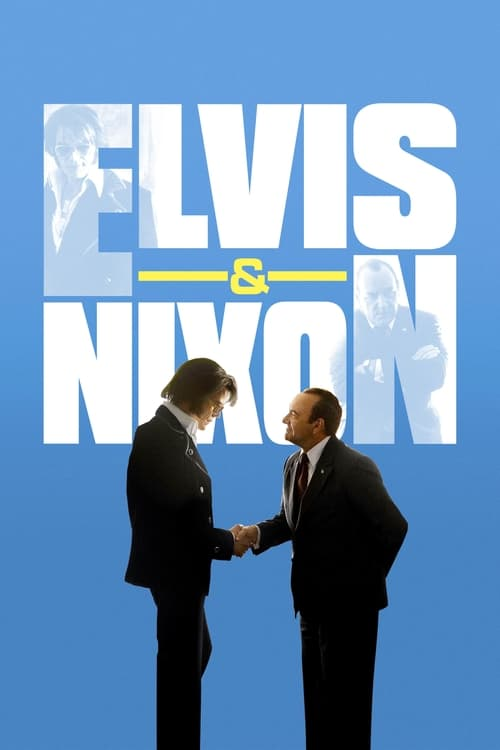 Watch Elvis & Nixon (2016) Movie Free Online