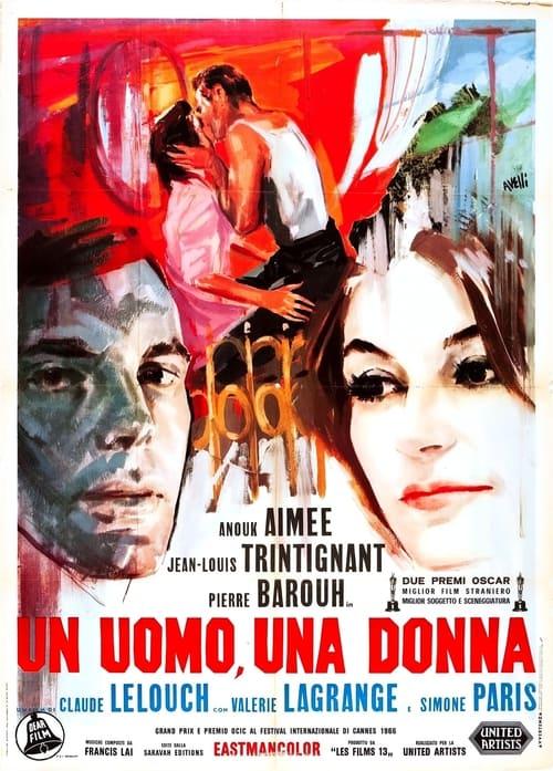 Un uomo, una donna (1966)