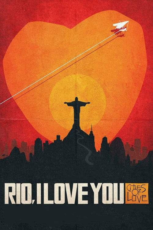 Largescale poster for Rio, I Love You