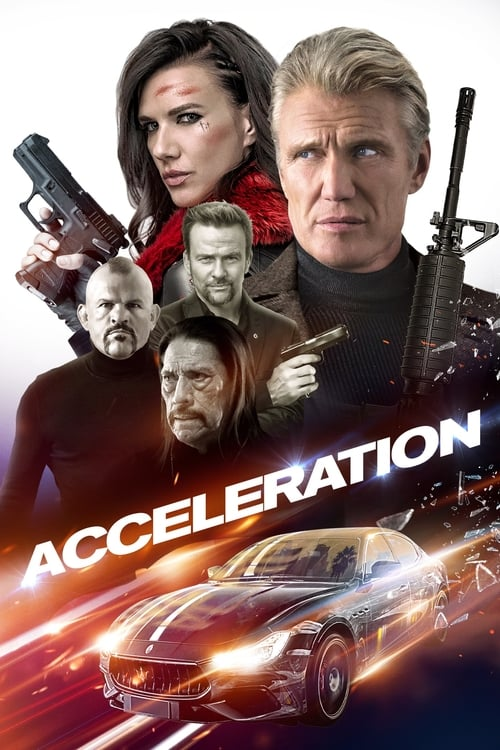 Acceleration Movie Poster