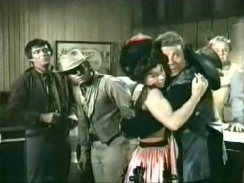 The High Chaparral: Season 1 – Episod A Quiet Day in Tucson