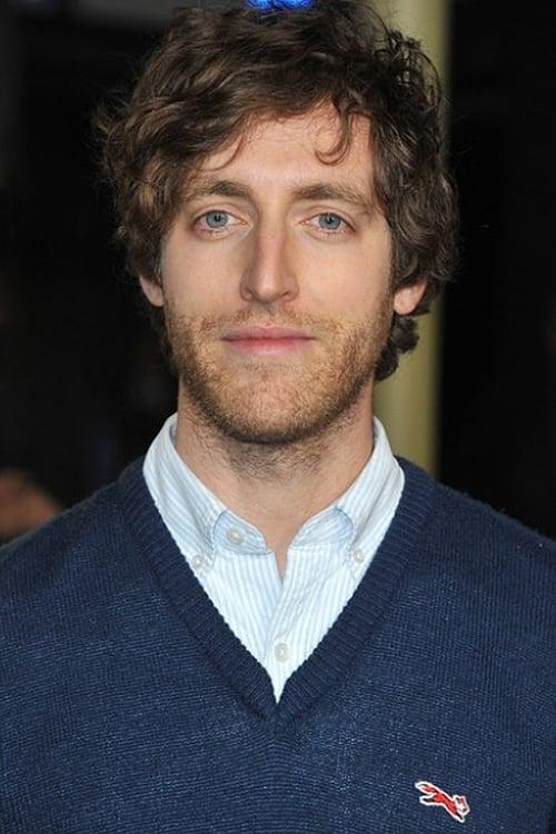 Kép: Thomas Middleditch színész profilképe