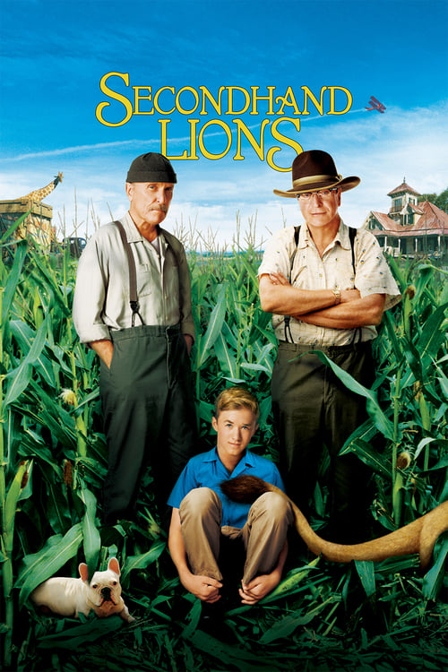 Largescale poster for Secondhand Lions