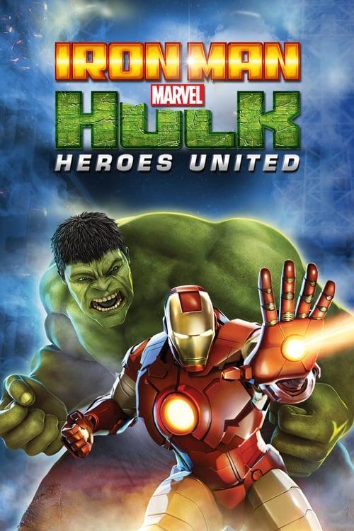 ➤ Iron Man & Hulk: Heroes United (2013) streaming fr