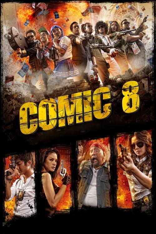 شاهد الفيلم Comic 8 مجاني تمامًا