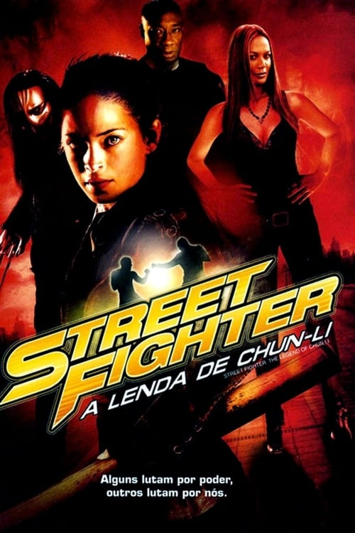 Download Street Fighter: The Legend of Chun-Li (2009) Movie Free Online