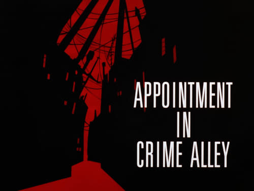 Batman: The Animated Series: Season 1 – Episod Appointment in Crime Alley