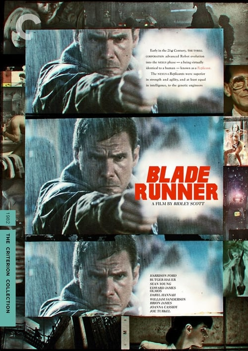 Largescale poster for Blade Runner, International Cut