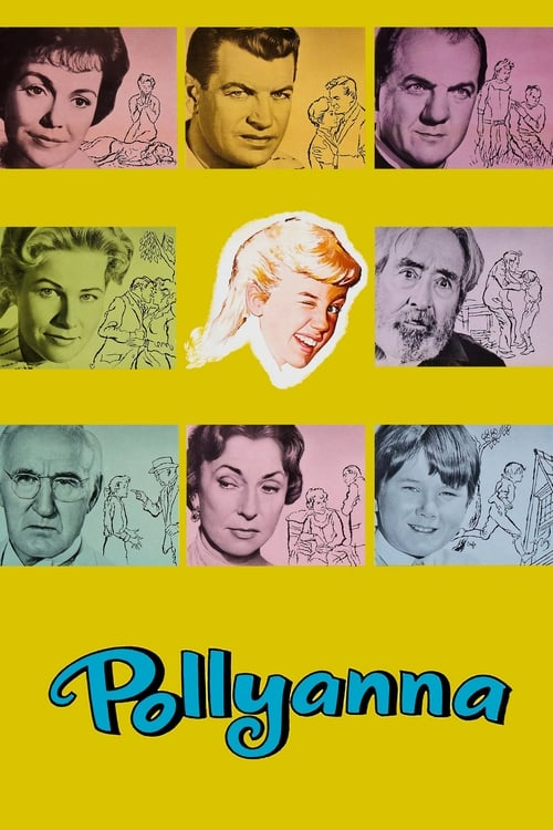 Streaming Pollyanna (1960) Full Movie